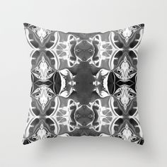 Buy Abstract: Dame de la Nuit by Sonia Marazia as a high quality Throw Pillow. Worldwide shipping available at Society6.com. Just one of millions of…