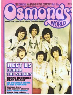 Osmonds World