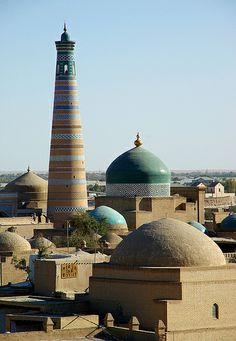 #Khiva - #Ouzbekistan.