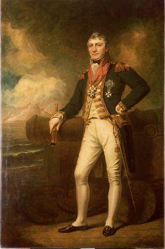 Admiral Sir David Milne (1763-1845) - National Maritime Museum