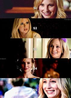 Caroline - the one that never stops smiling no matter what they throw at her