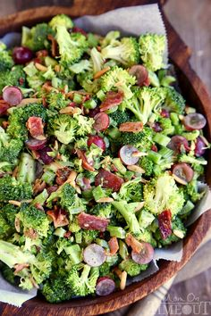 Best Ever Broccoli Salad Recipe