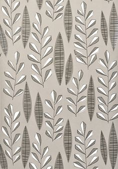 Garden City Rye Wallpaper by MissPrint