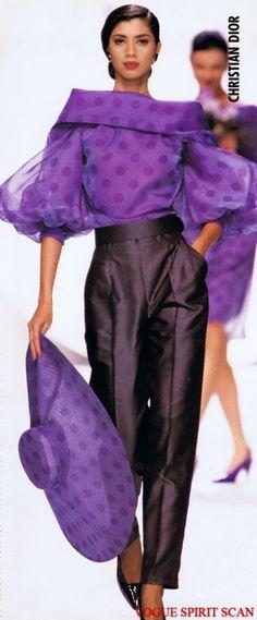 UNIDENTIFIEDChristian Dior Show1990
