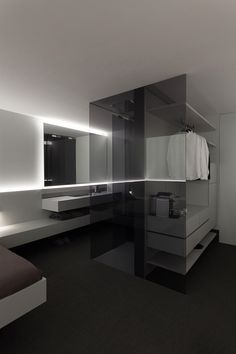Bath- and dressing room - L'Antic Colonial Showroom in Villarreal Spain by Fran Silvestre
