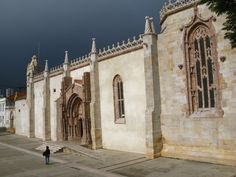 Igreja de Jesus, Setubal, Portugal.