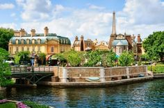 I love France in Epcot!  The pastries are the most incredible I have ever tasted!!