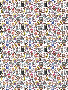 "Képtalálat a következőre: ""harry potter pattern wallpaper"" Harry Potter Kawaii, Arte Do Harry Potter, Cute Harry Potter, Theme Harry Potter, Harry Potter Anime, Harry Potter Fandom, Harry Potter World, Cute Wallpapers, Wallpaper Backgrounds"