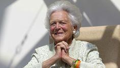Barbara Bush discharged from Texas hospital