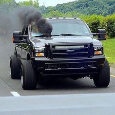 Take a look at the detail and trim on this superb Ford Diesel, Diesel Trucks, Truck Rims, Truck Wheels, Big Rig Trucks, Cool Trucks, Lifted Trucks, Ford Pickup Trucks, Ford 4x4