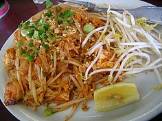 Pad thai rocks