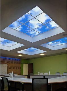 LED Sky Ceiling Panel Light 30W-72W Epistar LED Panel Lights - OSLEDER Lighting