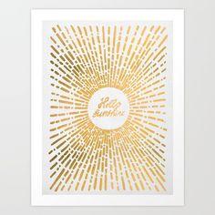 hello, sunshine! #words #quote
