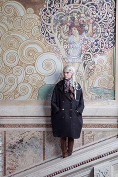 Ph.Elisabetta Scarpini, model Rachele M., mua Costanza Scornaienchi, clothing Ibrigu