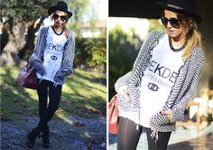 Street Style / Moda en la calle: Patry, de Vigo (Littleprp) #fashion
