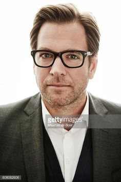 michael weatherly | Michael Weatherly from CBS's 'Bull' poses for a portrait at the 2016 ...