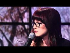 Ingrid Michaelson - Ghost (Live with Kelly 01-25-2012) [HD]