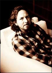 Singer Eddie Vedder on Pearl Jam's iconic album Ten