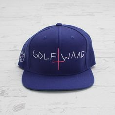 c51c1aa18f9 Odd Future. golf wang sna`p back hat Odd Future Clothes