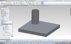 SolidWorks Part and Assembly Layouts