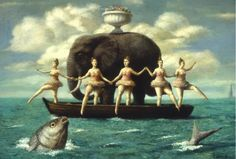 ♨ Intriguing Art Images ♨ surreal art photographs, paintings & illustrations - Ilya Zomb