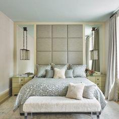 In A Toney Manhattan Loft, History Meets Modern Luxury #bedrooms