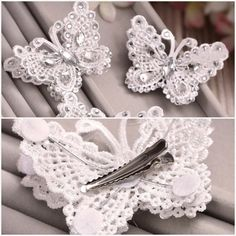 Best 12 Discover thousands of images about alicia – Page 514114113707227254 – SkillOfKing. Ribbon Hair Bows, Diy Ribbon, Fabric Ribbon, Bow Hair Clips, Fabric Flowers, Butterfly Wedding Theme, Homemade Bows, Fancy Bows, Handmade Hair Bows