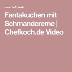 Fantakuchen mit Schmandcreme | Chefkoch.de Video