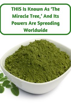 Put it on a salad or drink it in a cocktail. Moringa is about to be everywhere. Herbal Remedies, Natural Remedies, Moringa Benefits, Miracle Tree, Snack Recipes, Snacks, Good Health Tips, Herbal Medicine, Healthy Drinks