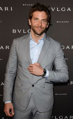 Bradley Cooper in Paris... we are smitten for guys in suits! http://www.eonline.com/photos/6/the-big-picture-today-s-hot-pics/297144