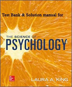 Anatomy physiology the unity of form and function 8th edition by test bank solution manual for the science of psychology 4th edition product details by laura a king professor author publisher mcgraw hill education fandeluxe Gallery