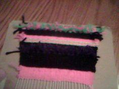 Like my weaving:-)
