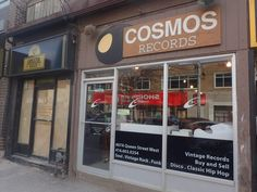 The world's best record shops #056: Cosmos Records, Toronto