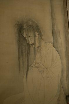 Japanese Ghosts by gullevek, via Flickr