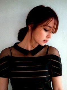 Lee min-jung's sexy picture @ hancinema :: the korean movie and Jung So Min, Korean Fashion Kpop, Korean Fashion Casual, Korean Beauty, Asian Beauty, Prettiest Actresses, Seolhyun, Korean Star, Korean Actresses