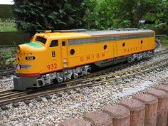 aristocraft trains | Aristo Craft EMD E8 Union Pacific - Modellbau-koenig
