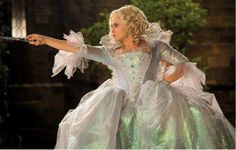 cinderella 2015 | Cinderella (2015) Fairy Godmother