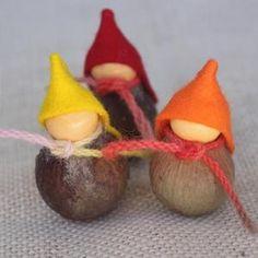 Image of Gum Nut Children