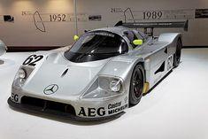 Sauber-Mercedes; C9, 1989