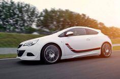 Irmscher zoekt inspiratie bij Opel Astra OPC