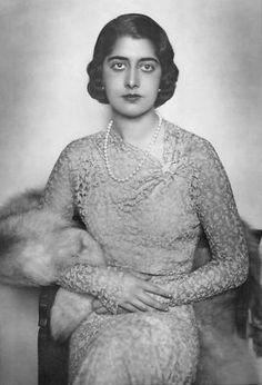 Her Royal Highness Princess Luigi of Bourbon-Parma (1914-2001) née Her Royal Highness Princess Maria Francesca of Savoy