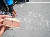 Earnest Ice Cream: Trout Lake Farmer's Market