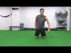 79.【筋トレ】1分間〜ながらトレーニング -Kneeling side plank with leg lift-