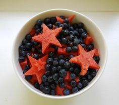 Happy 4th of July week!!!! What healthy snacks are you making for your fam???