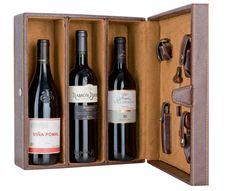Estuche de vinos especial