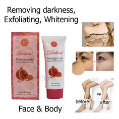 POMEGRANATE ESSENCE WHITENING FACE