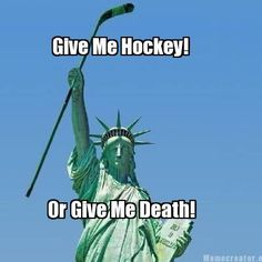 Give Me Hockey! Or Give Me Death! #nhl #nhllockout