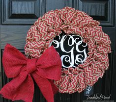 Fall and Winter Wreaths