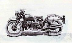 Moto Guzzi 500 Alce is a motorcycle Italian built by Moto Guzzi between 1938 and 1943 for the armed forces