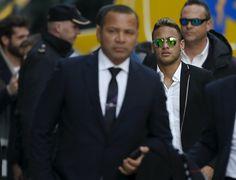 """""""Preferia o Real Madrid"""", teria dito pai de Neymar em audiência na Espanha #globoesporte"""
